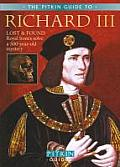 Richard III: a Pitkin Guide