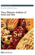 Trace Element Analysis of Food and Diet: Rsc