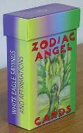 Zodiac Angel Cards