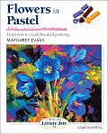 Step-By-Step Leisure Arts #12: Flowers in Pastel Cover