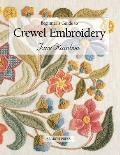Beginner's Guide To Crewel Embroidery Cover