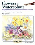Step-By-Step Leisure Arts #05: Painting Flowers in Watercolour