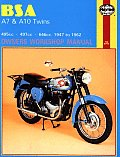 Haynes BSA A7 & A10 Twins Owners Workshop Manual #121: Haynes BSA A7 & A10 Twins Owners Workshop Manual: 47-62 Cover