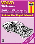 Volvo 142, 144 and 145 owners workshop manual :[Volvo 142, 144 & 145, 1966 to 1973, 1778cc  108.5 cu. in.  1986cc  121 cu. in. ]