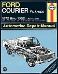 Ford Courier Pickup Repair Manual 1972 1982 All Models