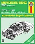 Mercedes Benz 280 123 Series Repair Manual 1977 1981