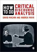 How To Do Critical Discourse Analysis (12 Edition)