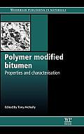 Polymer Modified Bitumen: Properties and Characterisation