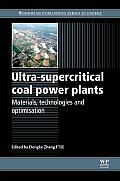 Ultra-Supercritical Coal Power Plants: Materials, Technologies and Optimisation