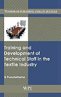 Training and Development of Technical Staff in the Textile Industry