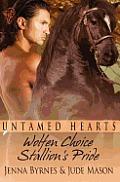 Untamed Hearts: Vol 2