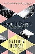 Unbelievable: Confident Faith in a Sceptical World