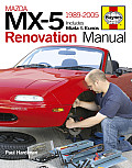 Mazda MX-5 Renovation Manual: 1989-2005, Includes Miata & Eunos