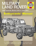 Military Land Rover: 1948 Onwards (Series II/Iia to Defender)