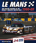 Le Mans 24 Hours 1980-89: The Official History of the World's Greatest Motor Race 1980-89 Cover