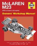 McLaren M23: 1973 Onwards (All Marks)
