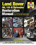 Land Rover 90, 110 and Defender Restoration Manual: The Step-By-Step Guide to the Entire Restoration Process
