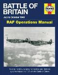 Battle of Britain Manual July to October 1940 - RAF Operations Manual: Insights Into How Science, Technology and Defence Systems Helped the RAF Win th