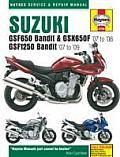 Suzuki GSF650/1250 Bandit & GSX650/1250F Service & Repair Manual: 2007-2013
