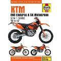 Ktm Enduro & Motocross Service and Repair Manual