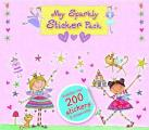 My Sparkly Sticker and Activity Book Pack
