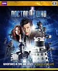Doctor Who Gamemasters Screen (Doctor Who) Cover