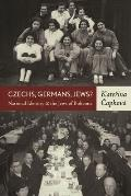 Czechs, Germans, Jews? Cover