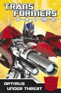 Transformers Prime: Optimus Under Threat