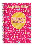 Jacqueline Wilson Birthday Journal