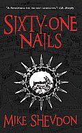 Sixty-One Nails: Courts of the Feyre, Book 1 (Courts of the Feyre) Cover