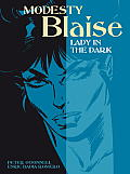 Modesty Blaise Lady in the Dark