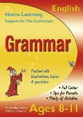 Grammar, Ages 8-11 (English): Home Learning, Support for the Curriculum