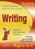 Writing, Ages 4-7 (English): Home Learning, Support for the Curriculum