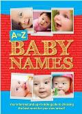 To Z Baby Names