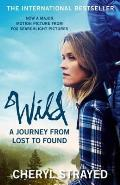 Wild: A Journey from Lost to Found Cover