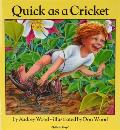Quick as a Cricket (Child's Play Library) Cover