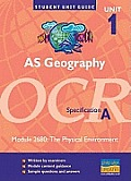 As Geography OCR (A)