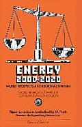 Energy 2000 2020: World Prospects and Regional Stresses