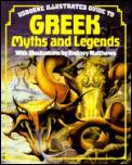 Greek Myths & Legends Usborne