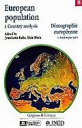 European Populationcountry Analysis V. 1