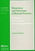 Structures and Functions of Retinal Proteins