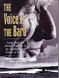 Voice of the Bard Living Poets & Ancient Tradition in the Highlands & Islands of Scotland