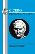 Cicero: Pro Roscio Amerino