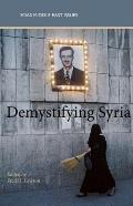 Demystifying Syria (SOAS Middle East Issues) Cover