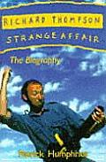 Strange Affair Richard Thompson