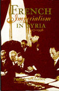 French Imperialism in Syria: 1927-1936