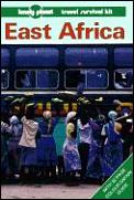 Lonely Planet East Africa 3rd Edition