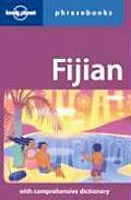 Lonely Planet Fijian Phrasebook (Lonely Planet Phrasebooks)