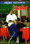 Lonely Planet Italy 2nd Edition
