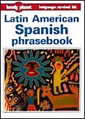 Lonely Planet Latin America Spanish Phra